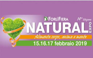 A Forlì torna l'appuntamento con il Natural Expo