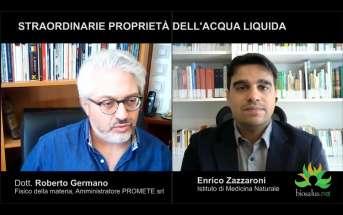 L'origine quantistica delle straordinarie proprietà dell'acqua liquida