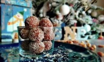 Una ricetta sotto l'albero: Tartufi natalizi