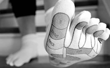 Riflessologia plantare: nei piedi, la mappa del nostro corpo