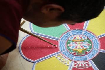 Mandala, il disegno cosmico dell'eterno divenire